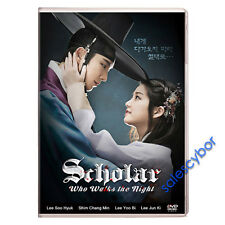 """BUY 5 GET 1 FREE"" Scholar Who Walks the Night Korean Drama (5DVDs) GOOD_ENG SUB"
