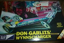MPC DON GARLITS WYNNS CHARGER FRONT ENGINE RAIL DRAGSTER Model Car Mountain fs