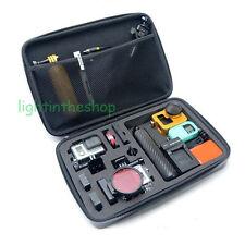 Wasserdicht Case Kamera Koffer tragbar Schutztasche L für Gopro Hero 2 3 3+ 4