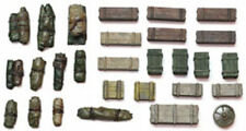 Tents, Tarps & Crates #2 (27 Pieces) 1/48 scale tank stowage