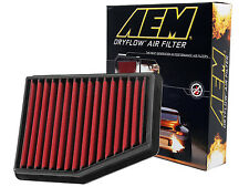 AEM 28-20468 STOCK REPLACEMENT WASHABLE REUSABLE PANEL AIR FILTER [MADE IN USA]