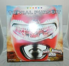 Trivial Pursuit Saban's Mighty Morphin Power Rangers 20th Anniversary Edition