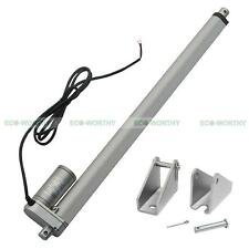 18'' Linear Actuator Heavy Duty 330 lbs 12 Volt for Auto Window Door Opener