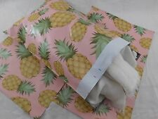 100 10x13 Designer Pineapple Mailer Poly Shipping Envelope Boutique Hawaiian Bag