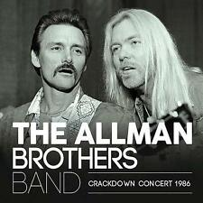 "The Allman Brothers Band ""The Crackdown Concert"" 2x12"" Vinyl"