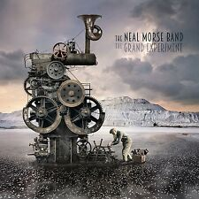 THE NEAL MORSE BAND - THE GRAND EXPERIMENT  CD NEU