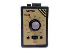 Gaugemaster COMBI Single Track Controller with Plug in Transformer