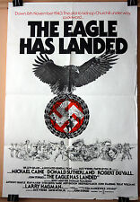 John Sturges : M Caine : The Eagle Has Landed : POSTER