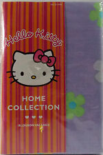 "Hello Kitty Curtain Valance 80"" x 13""  Sanrio 1999 HomeCollection Lavender Print"