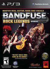 PS3 BandFuse: Rock Legends (Artist Pack) - BRAND NEW SEALED