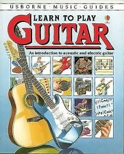 Learn to Play Guitar,GOOD Book