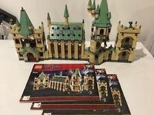 LEGO Harry Potter 4842 Hogwarts Castle, INCOMPLETE w/ Instructions