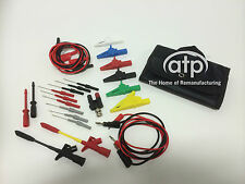 TECHNICIANS PROFESSIONAL PROBE & LEAD SET KIT - AUTOMOTIVE & SERVICE SPECIALIST