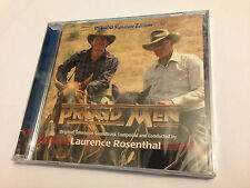 PROUD MEN / TO HEAL A NATION (Rosenthal) OOP Intrada Score OST Soundtrack CD NEW