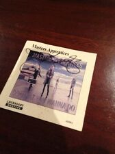 RARE  THE MASTERS APPRENTICES -  HAND SIGNED BY JIM KEAYS R.I.P. RARE CD INVEST