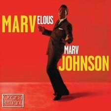 MARV JOHNSON - MARVELOUS  CD NEU