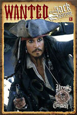 #2775 Pirates of The Carribbean Movie Poster 24x36