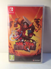 has-been heroes has been heroes nintendo switch game NEW and RARE eu version