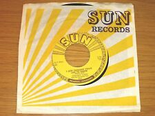"ROCKABILLY 45 RPM - JOHNNY CASH - SUN 309 -  ""I JUST THOUGHT YOU'D LIKE TO KNOW"""