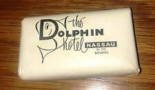 Vintage Bar of Soap from The Dolphin Hotel Nassau in the Bahamas Lever Brothers