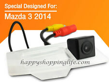 Back Up Camera for Mazda 3 2014 - Car Rear View Reverse Camera with Night Vision