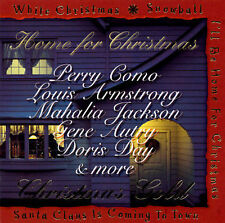 Zz/Various Artists - Home For Christmas (2001) - Used - Compact Disc
