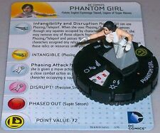 PHANTOM GIRL #008 Superman and the Legion of Super-Heroes DC HeroClix