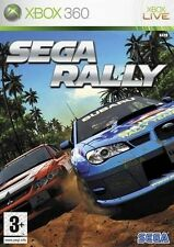 SEGA RALLY XBOX 360 Excellent Condition - UK PAL  - 1st Class Delivery
