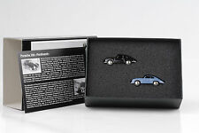 PORSCHE tipo 356 Set Ferdinand + tentativo Carro - 1:87 Museo GIFTBOX