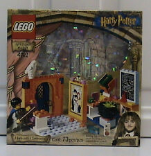 NEW Lego Harry Potter 4721 Hogwarts Classroom Sealed