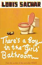 There's a Boy in the Girls' Bathroom, Sachar, Louis Paperback Book