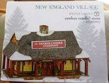YANKEE CANDLE STORE COMPANY (New England Village) Dept. 56  Christmas Village