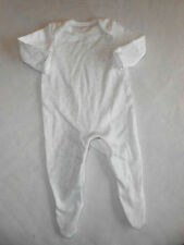 Unisex Baby Clothes -Cute Hearts Newborn Babygrow Sleepsuit -