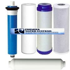 REVERSE OSMOSIS WATER REPLACEMENT  FILTERS MEMBRANE  35 GPD 5 STAGE.