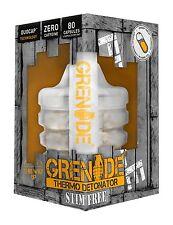 Grenade Thermo Detonator Stim-Free Weight Management Capsules NEW