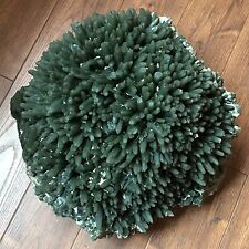 36.5kg SHOCK!! NATURAL SKELETAL ELESTIAL GREEN QUARTZ FLOWERS & CUBIC FLUORITE