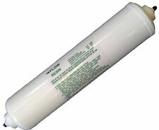 In-line Scale prevention resin softening water filter cartridge 1/4""