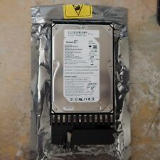 Seagate 250GB 3.5 HDD Sata with SCSI adapter, ST3250824NS, 9BF133-501, USED