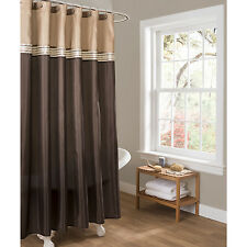Lush Decor C11751Q13 Terra Shower Curtain