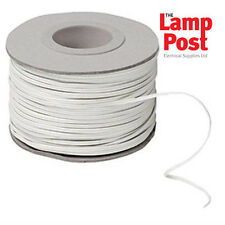 100m Drum White 2 Core Bell Wire - ACD BELL WIRE