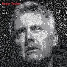 Fun on Earth by Roger Taylor (Queen) (CD, Nov-2013, Virgin EMI (Universal UK))