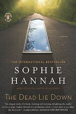 A Zailer and Waterhouse Mystery: The Dead Lie Down by Sophie Hannah (2010, Pa...