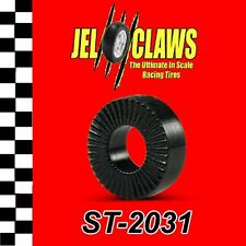 ST 2031 1/64 HO Scale Slot Car Tires fits Aurora T-Jet and Vibrator Cars Wheels