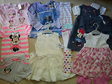 **AMAZING**NEW BUNDLE OUTFITS SUMMER BABY GIRL CLOTHES 12/18 MTHS(1.9)NR122