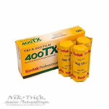 Kodak Tri-X 120 Medium Format B&W Film ~ Sold by the Roll ~ Freshest UK Stock