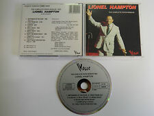 Lionel Hampton ‎– The Complete Paris Session CD Vogue ‎– 600029
