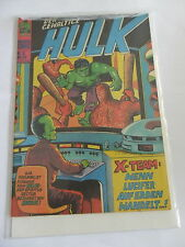 1x Marvel Comic - Hulk (# 18)
