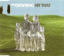 Hit That [Single] by Offspring (The) (CD) BRAND NEW, FACTORY SEALED
