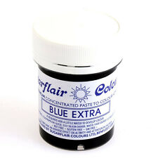 Sugarflair BLU EXTRA Maximum Concentrato Pasta Colorante Alimentare
