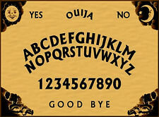 PERSONALISED OUIJA BOARD  NOVELTY ACRYLIC KEY RING